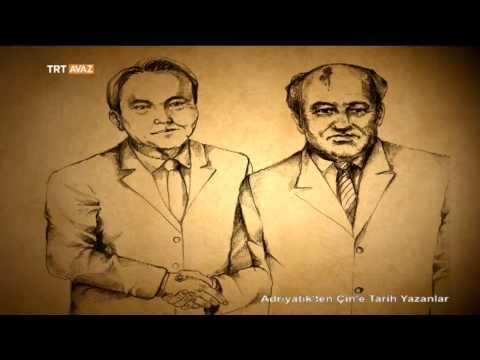 Nursultan Nazarbayev - Adriyatik'ten Çin'e Tarih Yazanlar - TRT Avaz