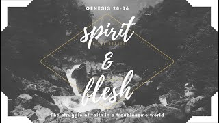 He Is With You   Genesis 28:10-22