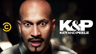 Don't Ask This Guy to Sit Down - Key & Peele