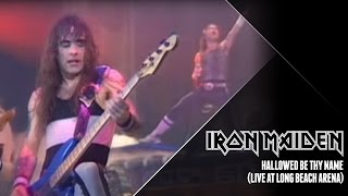 Iron Maiden - Hallowed Be Thy Name (Live at Long Beach Arena) thumbnail