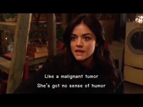 A Cinderella Story: Once Upon a Song  Lucy Hale Singing Sarcastically 720HD