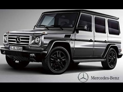 2015 mercedes benz g class 35 edition introduced youtube. Black Bedroom Furniture Sets. Home Design Ideas
