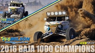 Wilson Motorsports Wins the 2016 Baja 1000!
