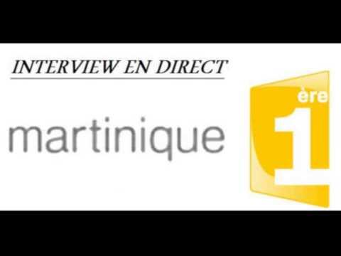 Interview de M.G Motivation Génération en directe sur la radio Martinique 1ERE 040113.wmv