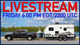 RV Chat Live: We're camping!