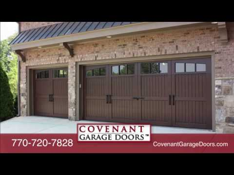 Garage Door Repair Company Canton Ga. 770 720 7828   Covenant Garage Doors