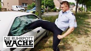 Lackspuren am Auto: Ein Fall von Missgönnung? | Die Ruhrpottwache | SAT.1 TV