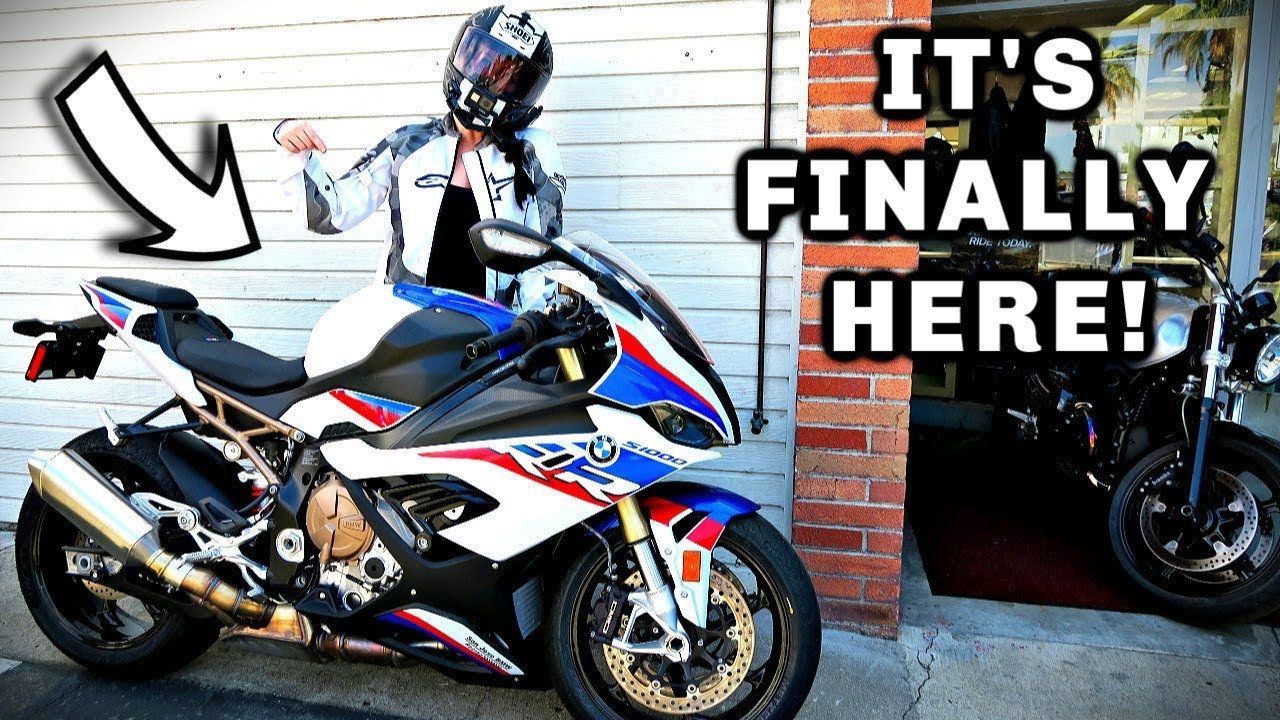 2020 Bmw S1000rr Review M Package Youtube