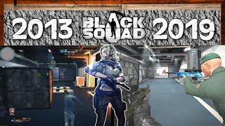 BLACK SQUAD 2013 VS 2019 l Comparison Gameplay