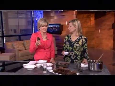 Anna Olson on CTV Noon News - EAT! Vancouver 2013