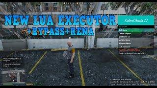 FiveM Lua Executor + Rena Menu + Lynx7 + EulenC 13/06/2019