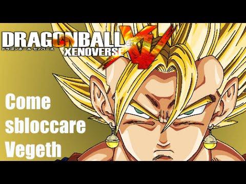 Come sbloccare facilmente Vegeth con una missione parallela!!! - Dragon Ball Xenoverse