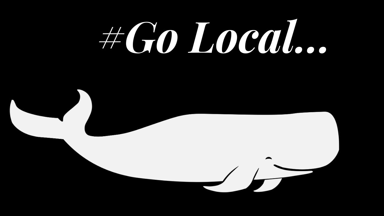 Go Local with White Whale Real Estate...