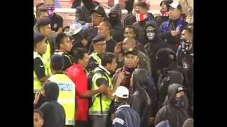Perlawanan panas Pahang vs JDT 2014