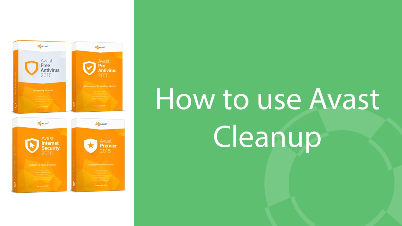 avast free pc clean up