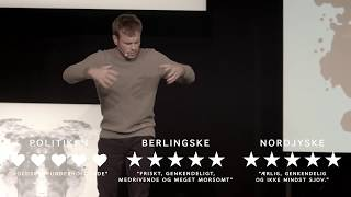Christian Fuhlendorff - For at gøre en kort historie lang - standu-up tour 2014 - teaser 1