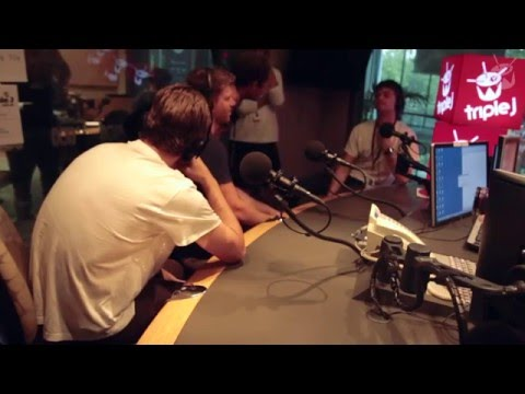 The Rubens react to beating Shannon Noll in Triple J's Hottest 100