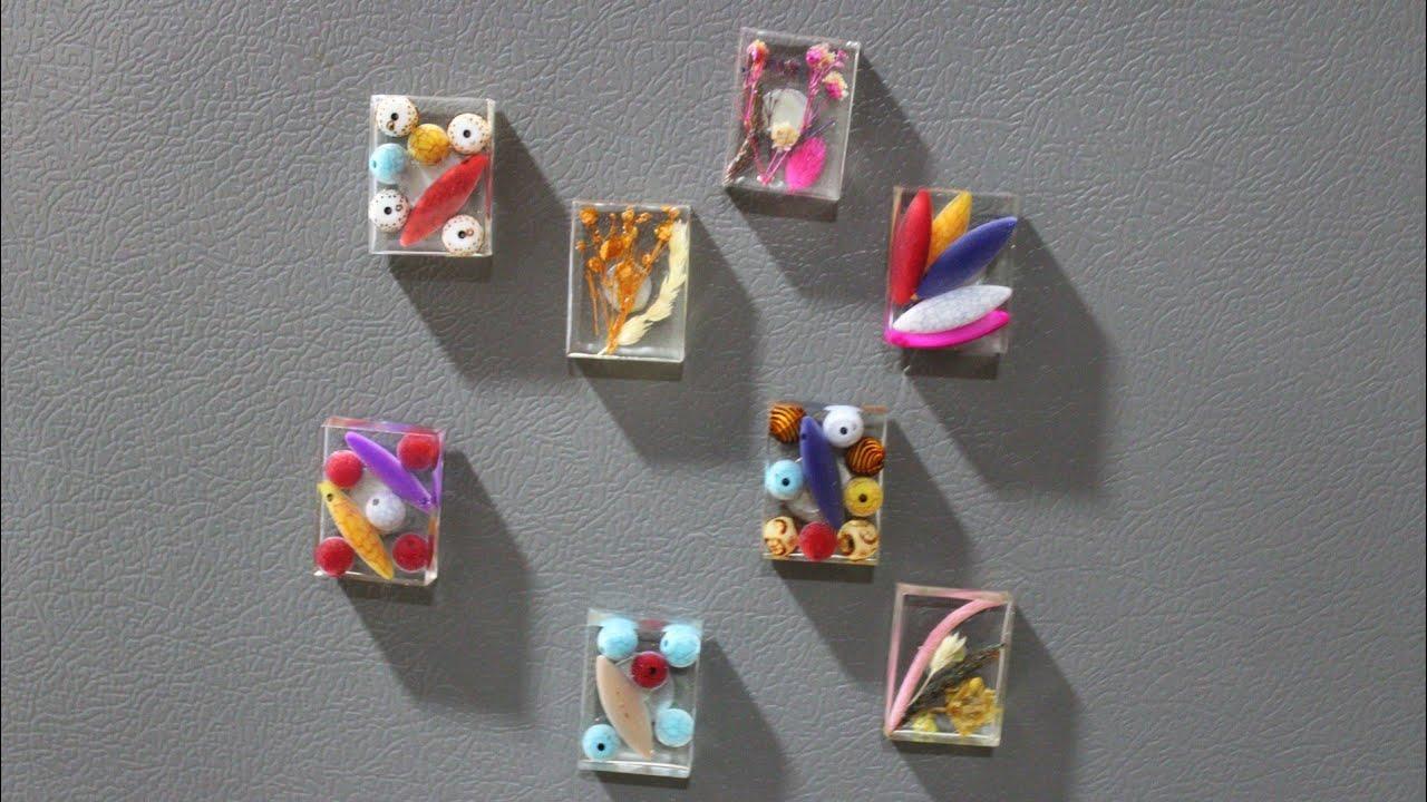فن الريزن في صناعة أدوات وديكورات المنزل diy & Handmade With Resin epoxy