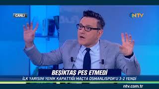 % 100 Futbol Osmanlıspor - Beşiktaş 13 Mayıs 2018