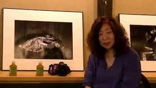 2014年6月22日 写真家・小杉朋子トークショウ ~写真展「天守物語」~ ...
