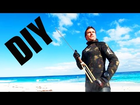 How to Make • Speargun Hawaiian Style