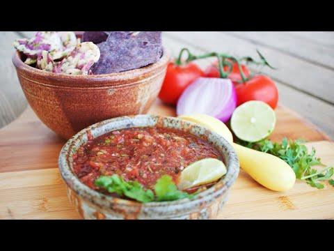 Low Sodium Salsa Recipe Homemade, Fresh, Low-calorie Salsa
