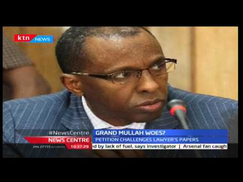 It turns out that Abdullahi Ahmednasir may be having questionable papers