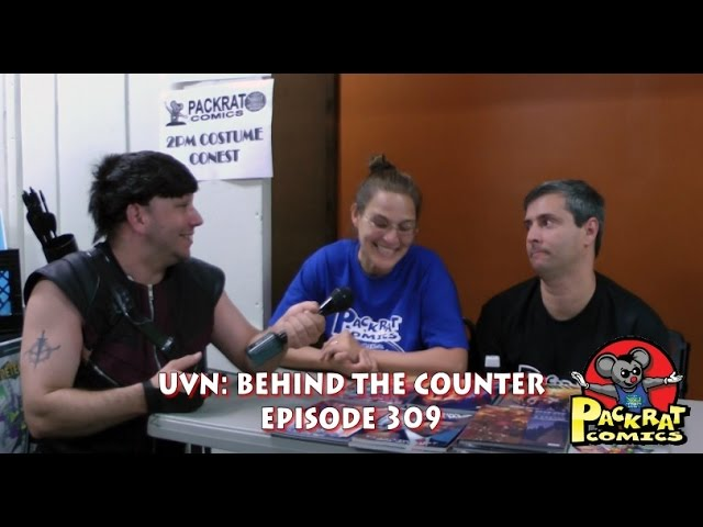 UVN: Behind the Counter 309