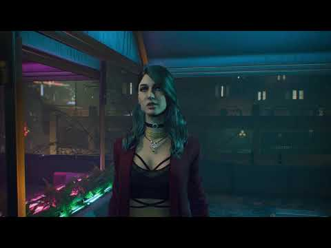 Vampire: The Masquerade - Bloodlines 2 First Blood Edition - Video