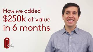 How to add value with Apartment Building Investing