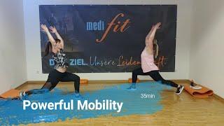 Powerful Mobility - Kraft + Beweglichkeit - 35min - medifit Wolfhagen