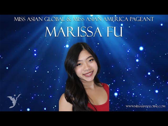 Marissa Fu - 2019 Minute Me