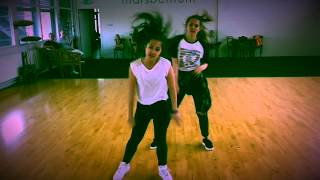 Roos & Lisa Freestyle Duo Hiphop