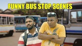 Funny Bus Stop Scenes | Warangal Diaries