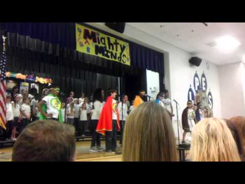 Mighty Minds Musical