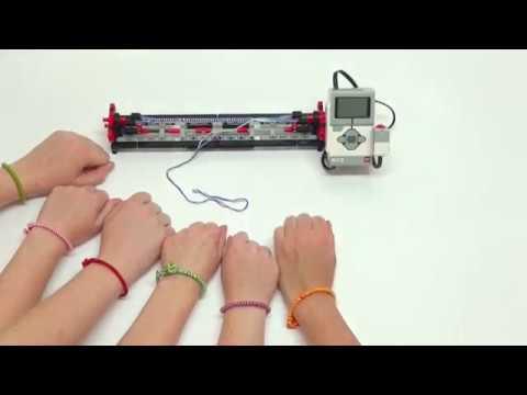LEGO EV3: Bracelet Mak3r