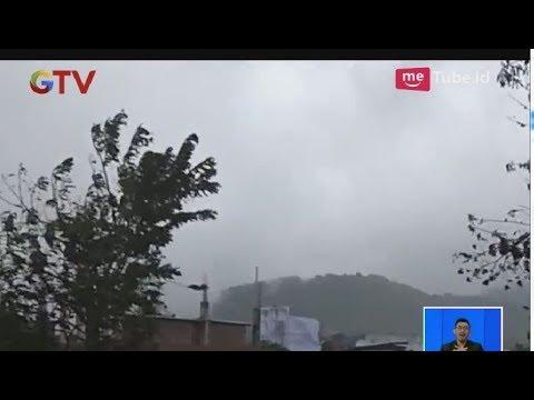 Ngeri!! Inilah Video Amatir Angin Puting Beliung Hancurkan 16 Rumah di Aceh - BIS 31/03