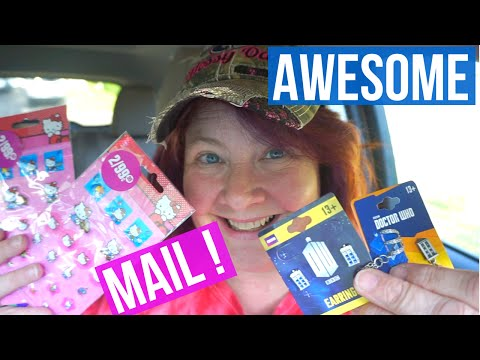 Awesome Mail from MsSusannie and Raven !
