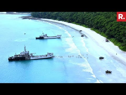 First Ever Joint Services Successful Exercise Held At Andaman And Nicobar Command