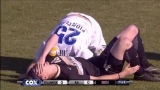 High School Soccer - Broken Arrow vs Stillwater