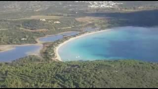 Landung in SanTeodoro auf Sardinien