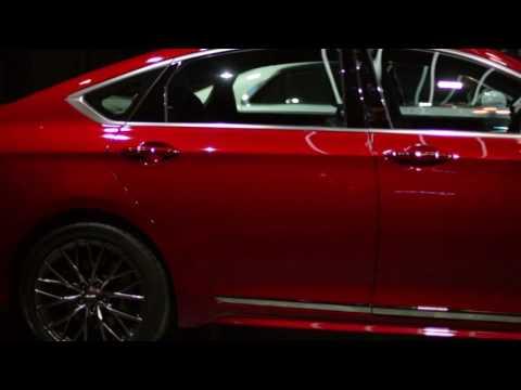 Genesis G80 Sport - Toronto AutoShow
