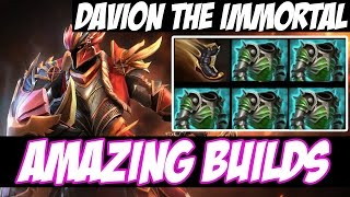 davion the immortal with 81 of armor dragon kngith with 5 assault cuirass vol 103 dota 2