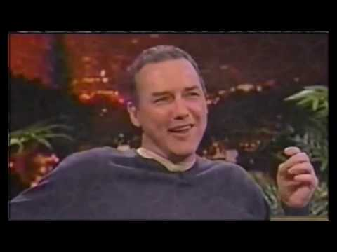 Norm Macdonald on Last Call w/ Carson Daly (2006) The Theatre of the Mind