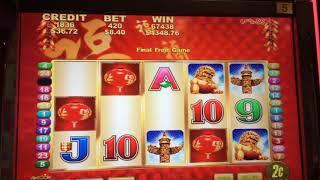Lucky 88 $8.40 Max Bet Features Double Features Retrigger Big Win X88 Big Win Slot Pokies