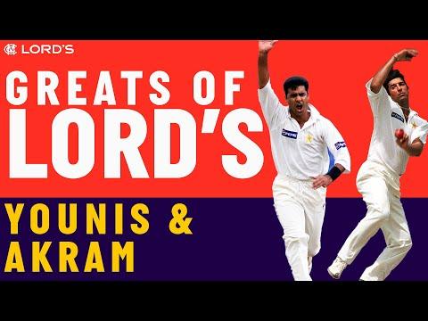 Waqar Younis vs Wasim Akram   Who's The Greatest?