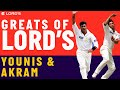 Waqar Younis vs Wasim Akram | Who's The Greatest?