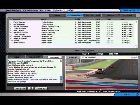 BRL Season 4 - Round 01 Bahrain - Live TV Replay