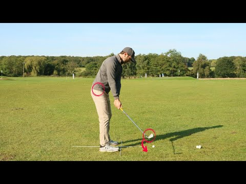THIS DRILL MAKES THE GOLF SWING SO EASY - PART 2
