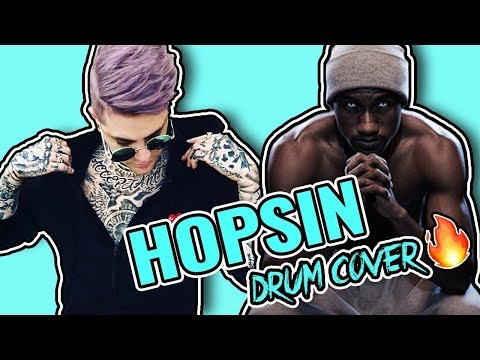 Hopsin - The purge (Jon Hill Drum Cover)